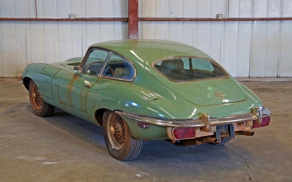 1970 Jaguar E-Type FHC