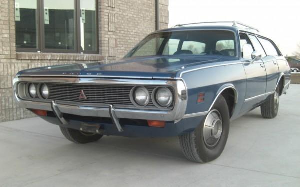 1971 Dodge Coronet Crestwood