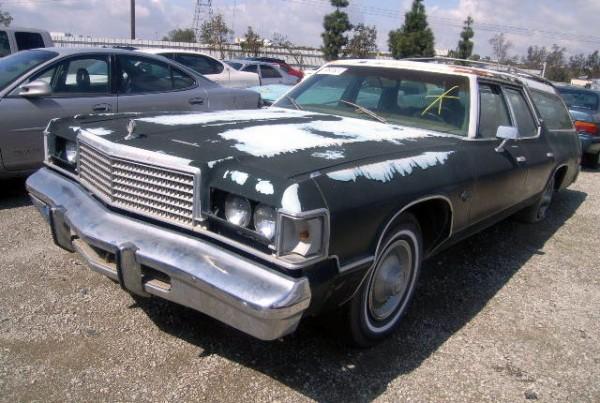 1975 Dodge Monaco
