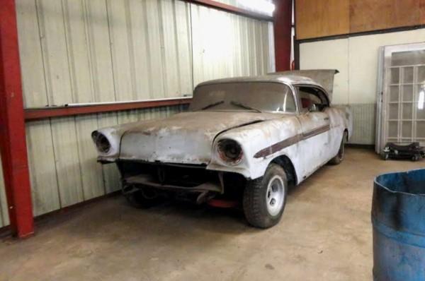 '56 Chevrolet Bel Air
