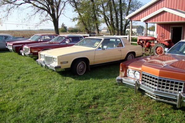 Central Pa Find Cadillacs