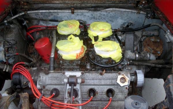 Dino GT4 V8