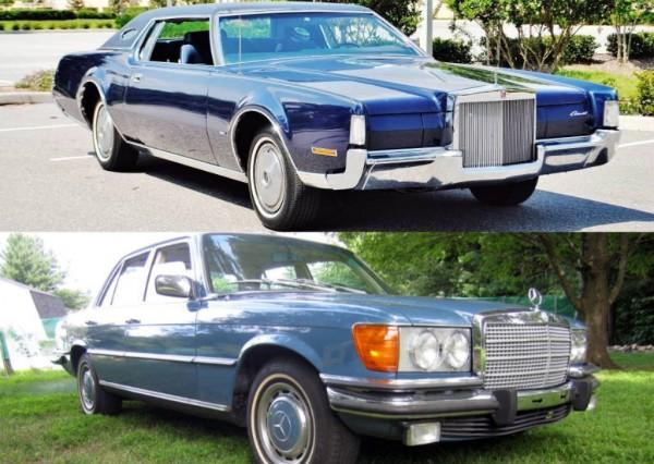 Lincoln vs Mercedes