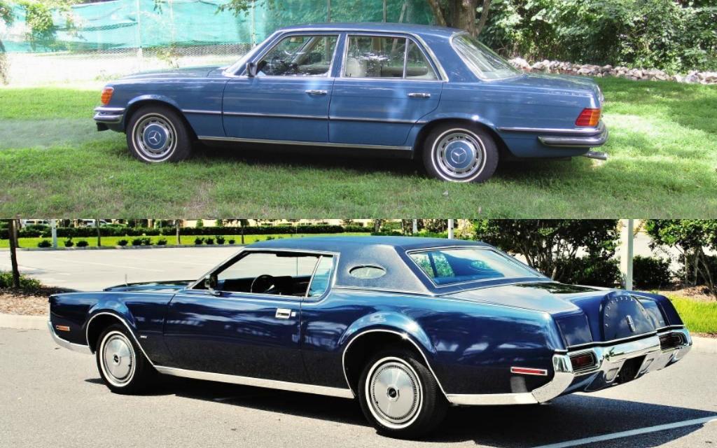 Mercedes Vs Lincoln