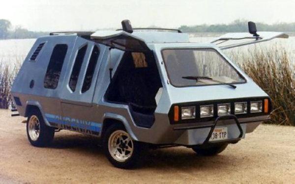 Phoenix Van When New