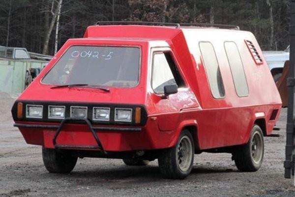 VW Phoenix Van