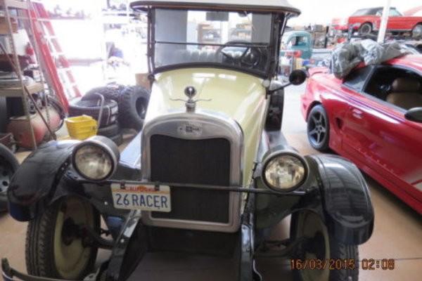 1826 Chevrolet Roadster