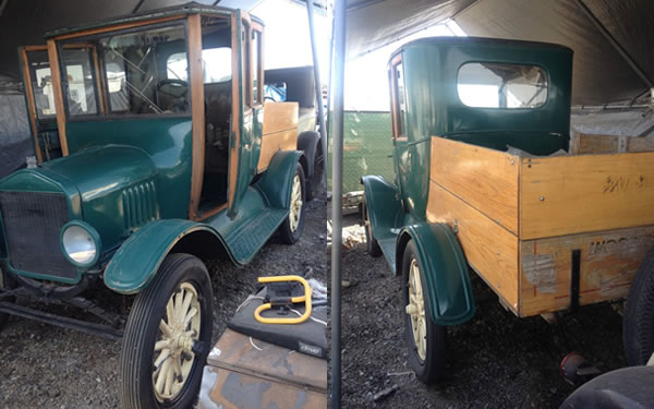 1920 Model T
