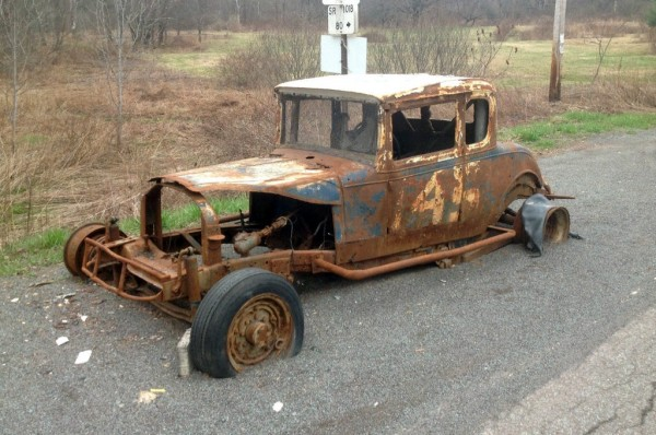 1932 Chevrolet Business Coupe