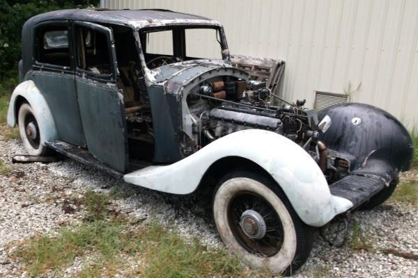 1936 Rolls Royce Phantom III