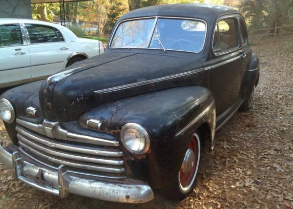 1946 Ford Super 8