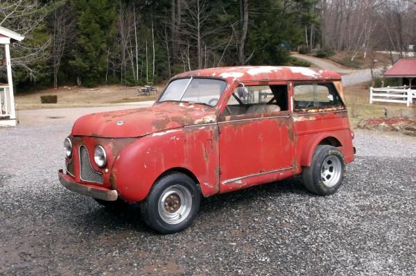 1950 Crosley Hot Wagon