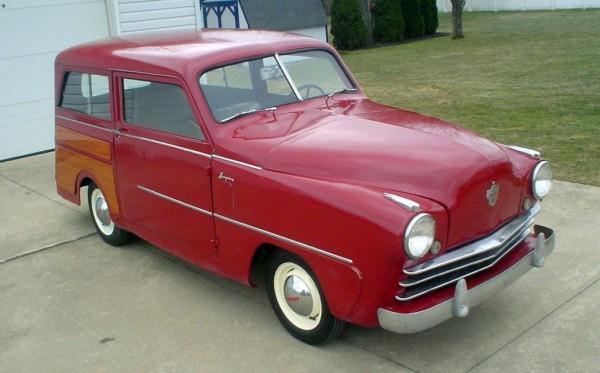 1950 Crosley Woodie Wagon