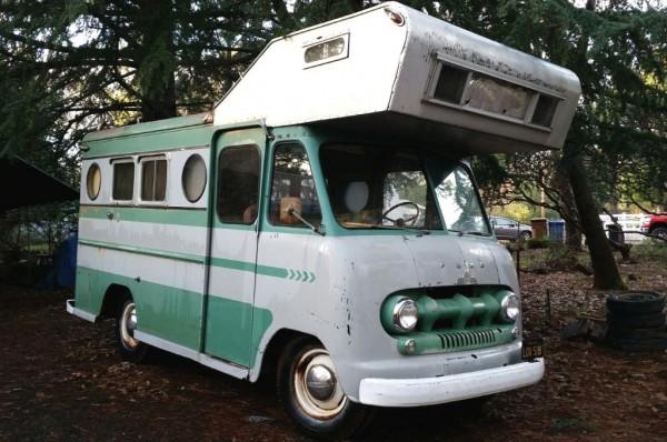 1951 Ford Boyertown Tour Wagon