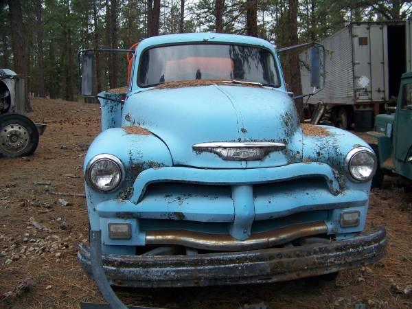 1954 Chevrolet 6400