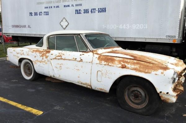 1955 Studebaker Speedster