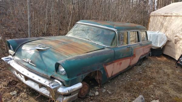 1956 Mercury Monterey Wagon