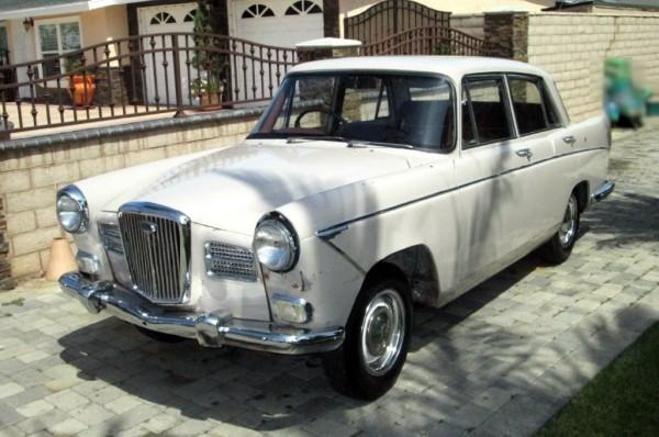1960 Wolseley 15-60