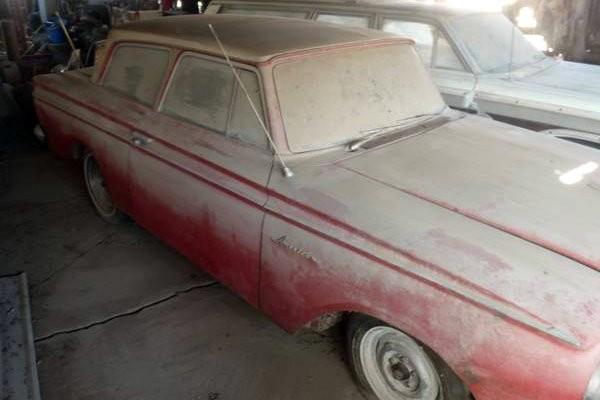 1961 Rambler Coupe