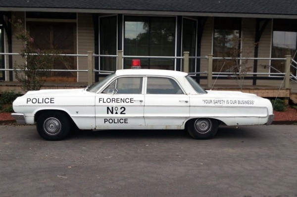 1964 Chevy Impala Police Car