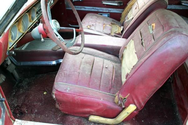 1964 Ford Fairlane Interior