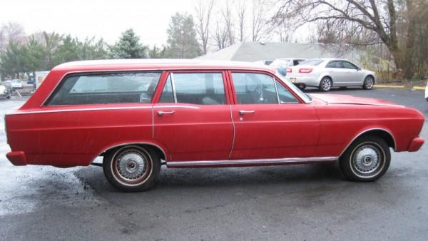 1966 Ford Falcon Wagon