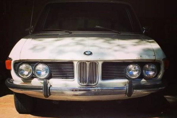1967 BMW Bavaria