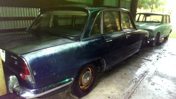1967 Triumph 2000 Sedans