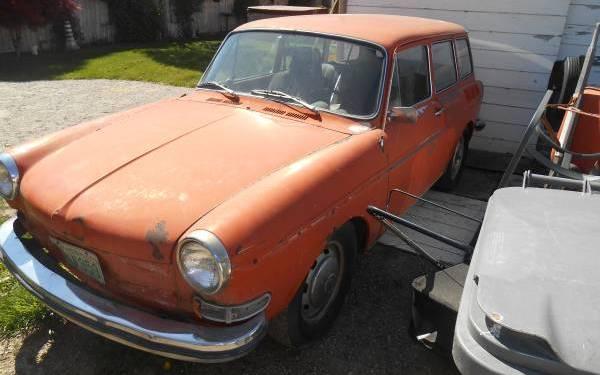 1971 VW Squareback