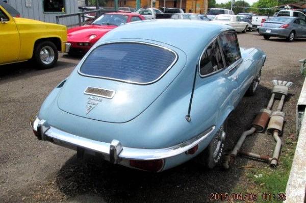 1972 Jaguar V12 E-Type