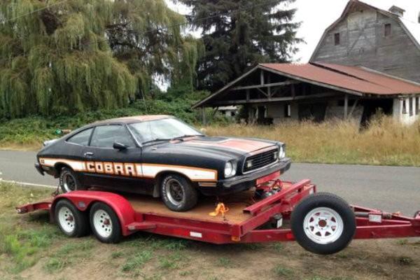 1978 Mustang Cobra II