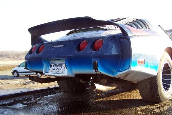 1979 Corvette Shark