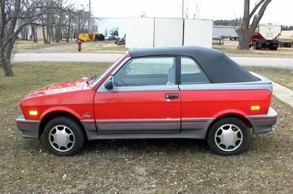 1990 Yugo Cabriolet