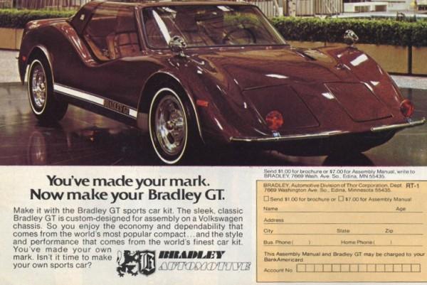 Bradley GT ad