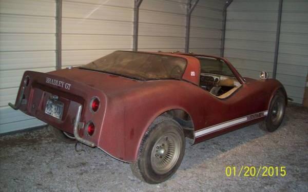 Bradley GT rear
