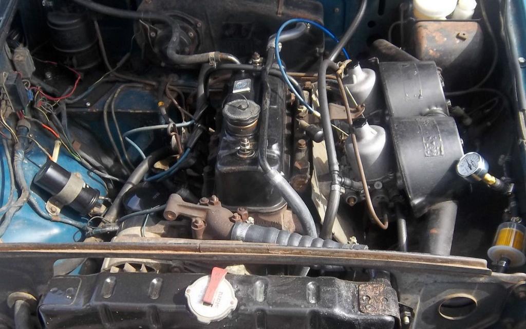 Runner engine
