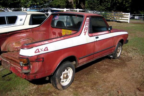 Subaru Brats
