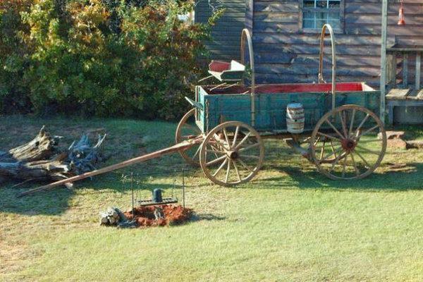 1880 Studebaker Wagon