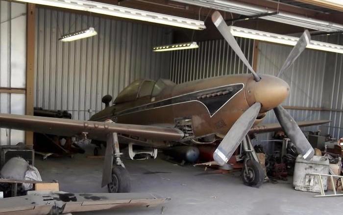 1944 P-51 Mustang