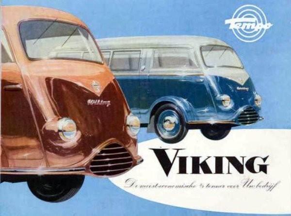 1953 Tempo Viking Brochure