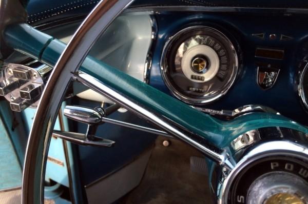 1956 Chrysler New Yorker Dash