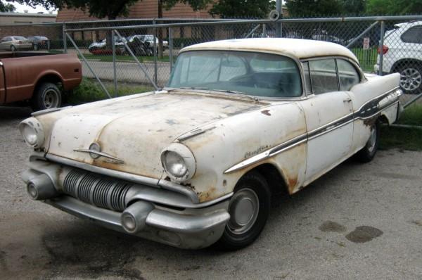 1957 Pontiac Chieftain Project