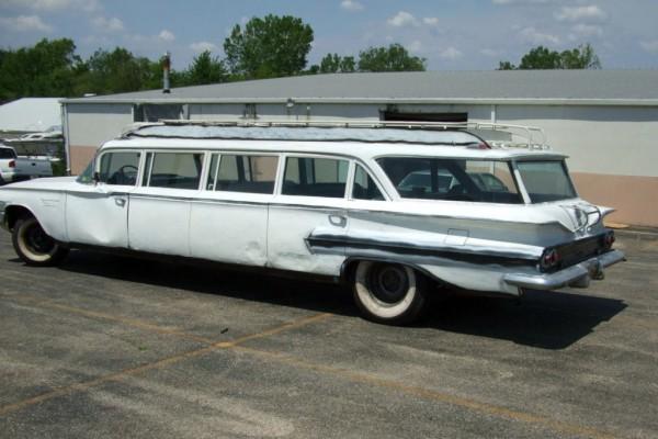 1960 Impala Stageway
