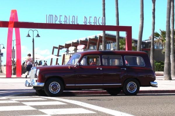 1963 Mercedes 190B Wagon