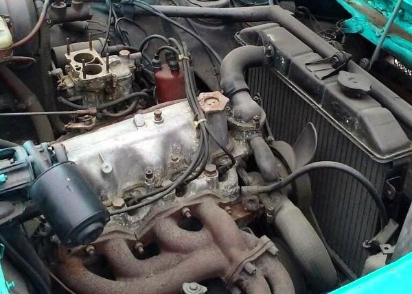 Fiat four-cylinder