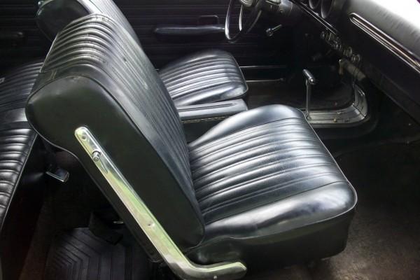 Ford Torino GT Interior