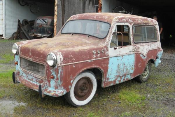 Oddball Wagon
