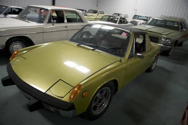 Porsche 914s