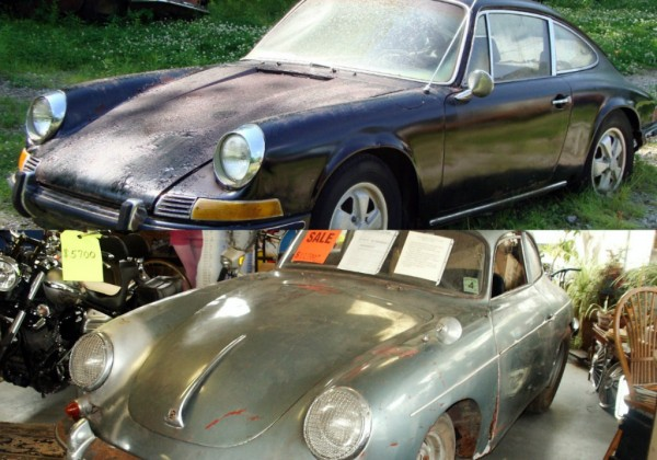 Porsche Face Off