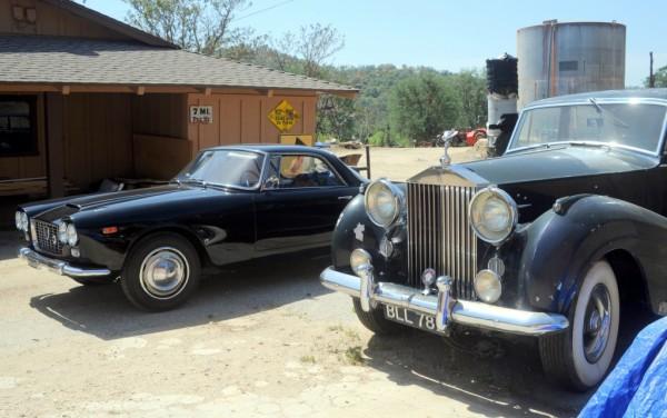 Rolls Royce Sighting